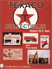 Texaco Price Guide Book